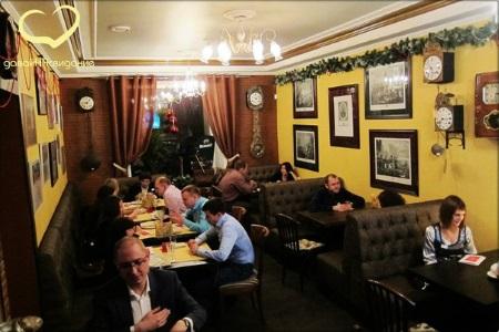 кафе клуб знакомств в москве